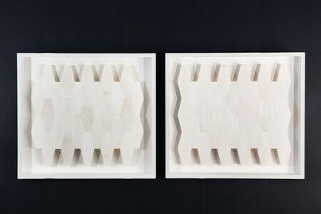 Alastair Mackie, 'Complex System 27 & 28 (Pair)', 2016
