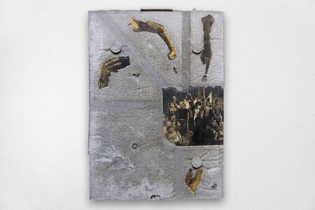 Matheus Rocha Pitta, 'Slab #102 (Polis)', 2020
