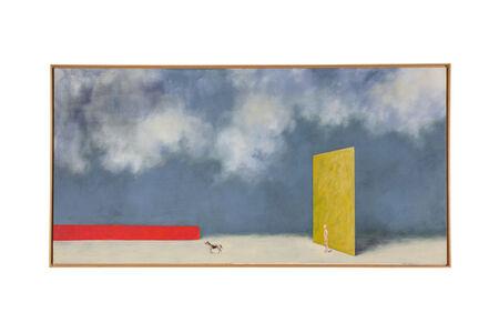 """Mario Londono, '""""Vision del Futuro"""" Acrylic on Canvas by Mario Londono, 2001', 2001"""