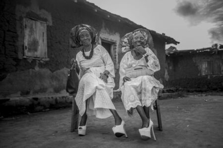 Ayo Akinwande, 'Friendship Goals - Women of Africa Project', 2014
