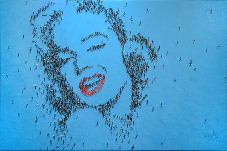 """Craig Alan, 'Populus: Marilyn Monroe, """"In a Big World""""'"""