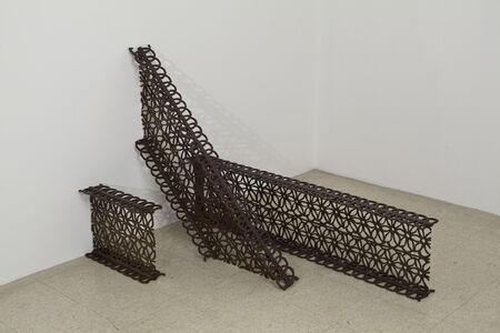 Cal Lane, 'I-Beams', 2002
