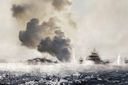 Vincent Debanne, 'Battleship 1', 2013