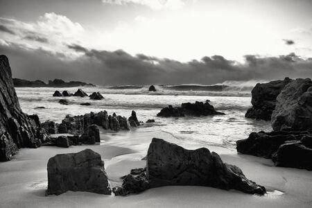 Cara Weston, 'Garrapata at Sunset, Big Sur'