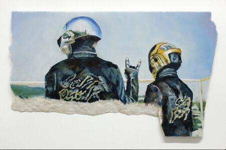 Martinho Costa, 'Daft Punk', 2014