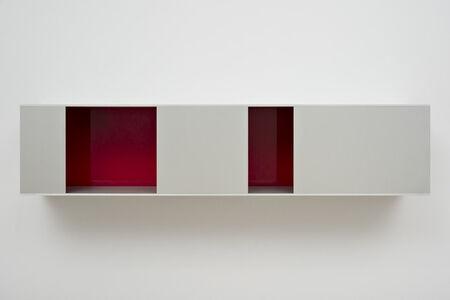 Donald Judd, 'Untitled (Menziken 86-26)', 1986