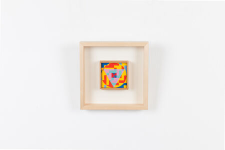 Onosato Toshinobu, 'Pink Triangle ', 1982