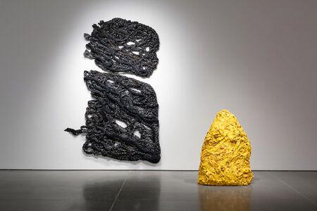 Vadis Turner, 'Undressed Stones Somewhere Between Unraveling and Revelation', 2019