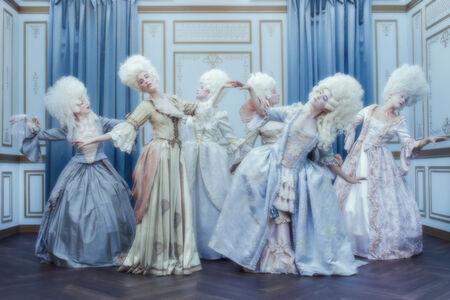 Tyler Shields, 'Let Them Dance', 2015