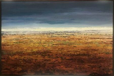 Peter McQueeney, 'Evening Outback', 2019