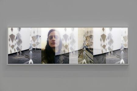 Dana Hoey, 'Ghost Story with Nagasawa Rosetsu Mountain Witch', 2019