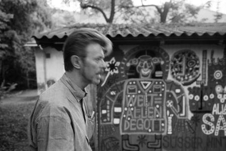 Christine de Grancy, 'Bowie in Gugging #14', 1994-2017