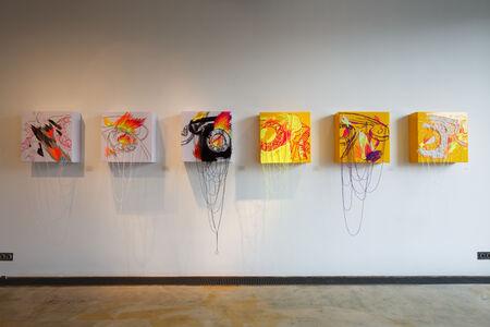 Tanya Akhmetgalieva, 'Delay action bomb I, II, III, IV, V, VI. 2014.', 2014