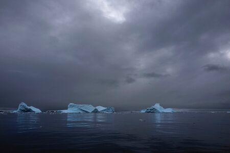 Gabriel Giovanetti, 'Antarctica, S. Pole, 6', 2017
