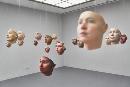 Heather Dewey-Hagborg, 'Probably Chelsea', 2017