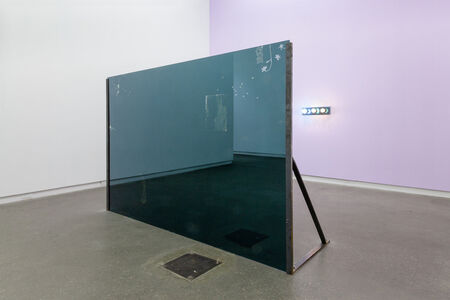 Nadia Belerique, 'A Mirror For Your Feet On The Floor', 2018