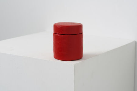 Lai Chih-Sheng 賴志盛, 'Paint Can _Naphthol Red Light', 2016