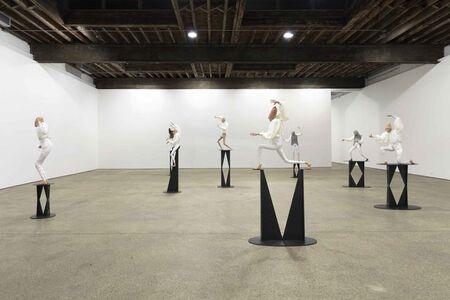 Francis Upritchard, 'War Dance'