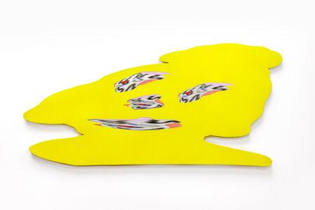 Grip Face, 'F/33 PORTRAIT', 2020