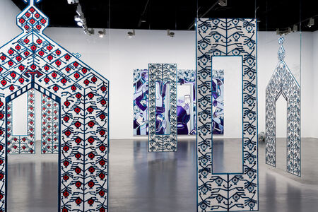 """Melike Kara, 'Installation view of """"Melike Kara: A Taste of Parsley"""" at Yuz Museum, Shanghai.', 2018"""