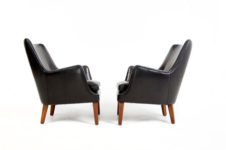 Arne Vodder, 'Arne Vodder Pair of Easy Chairs', 1953