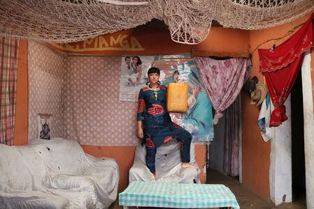 Rita GT, 'Soba's House 1', 2017