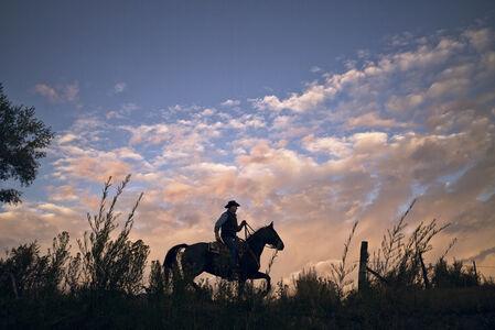 Jim Krantz, 'Epic Western No. 38', 2017