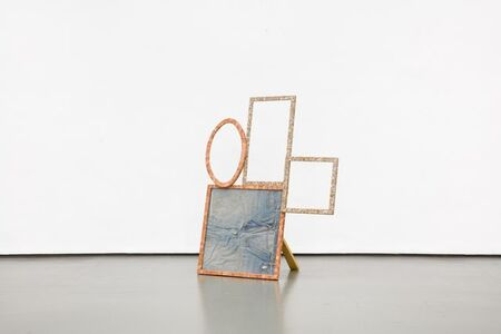 Meschac Gaba, 'Cadre friperie', 2007-2009