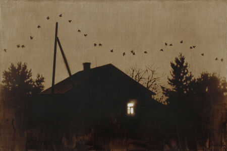 Rinat Voligamsi, 'Birds', 2016