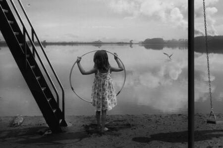 Francisco Diaz and Deb Young, 'At the Waters' Edge', 2016