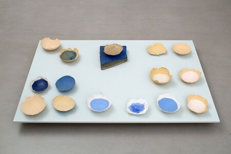 Shelagh Wakely, 'The Inside and Outside of a Bowl', ca. 1979