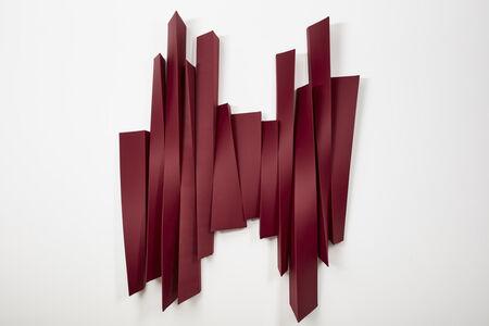 Rania Schoretsaniti, 'Red Verticality', 2018