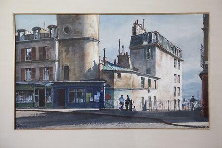 Ogden Minton Pleissner, 'Summit of Montmartre', 1949