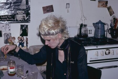 Billy Sullivan, 'Pat, March 1982', 1982
