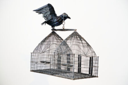 Mithu Sen, 'Crow', 2009