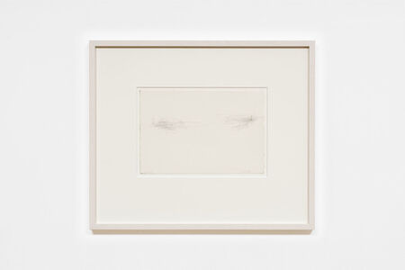 William Anastasi, 'Subway Drawing', 2013