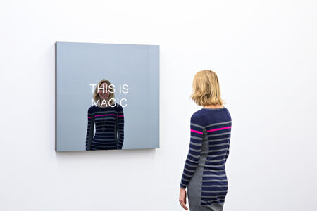 Jeppe Hein, 'This Is Magic', 2016