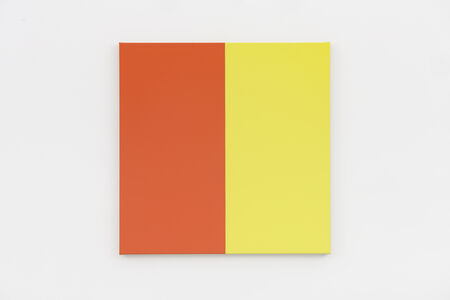 Steven Aalders, 'Two Colors (Red, Yellow)', 2018