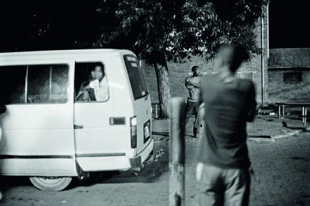 Sabelo Mlangeni, 'Mhla ngivakashe eGoli', 2008