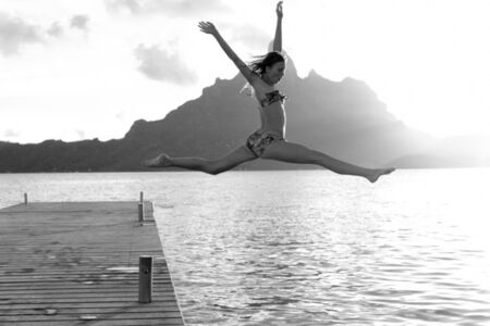 Anne Menke, 'Leap of Faith'