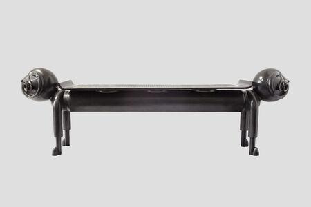 "Jean-Marie Fiori, '""Ram"" Bench ', 2015"