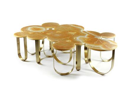 Barberini & Gunnell, 'Cloud coffee table', 2018