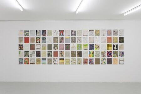 Sean Bluechel, 'Exhibition View, Galerie Laurent Godin, Paris', 2016