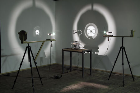 Attila Csörgő, 'Clock Work', 2011