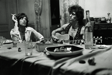 Dominique Tarlé, 'Mick and Keith Dining, 1971', 1971
