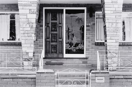 Virginia Coventry, 'Customized House-front 1', 1975