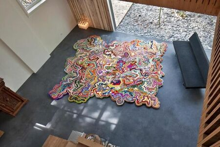 Remy & Veenhuizen, 'Accidental Carpet', 2008