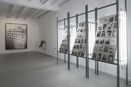 Dénes Farkas, 'La Noche Vuelve a Ser Noche', 2017