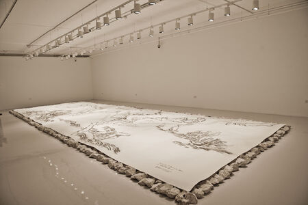 Cai Guoqiang 蔡国强, 'Route', 2011