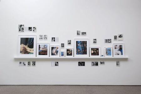 Iñaki Bonillas, '(Detail): Blue', 2013